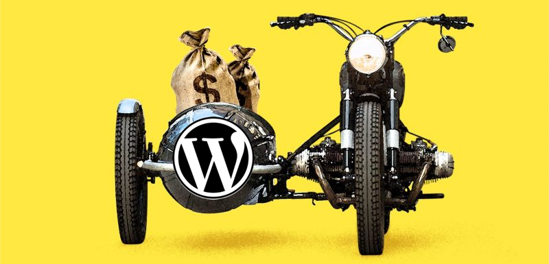 Web Site Hustle: How To Make Extra Money On The Side with WordPress